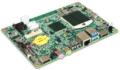 华北工控新推基于Intel HM76芯片组的EPIC主板EMB-4922