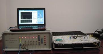 长春国地展出虚拟电子测量仪器集成系统