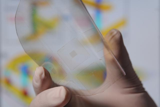 科研人員研制出新型觸覺晶體管 讓機器人也能擁有人類觸覺