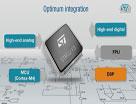 STM32 F3 系列 — 混合信号和 DSP 的 ARM Coretx-M4 MCU