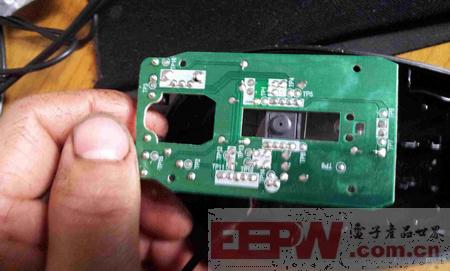 鼠标电路板接线图