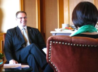IPC总裁接受多家财经和行业媒体专访