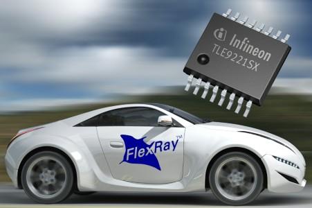英飞凌推出具备一流ESD防护性能的FlexRay收发器