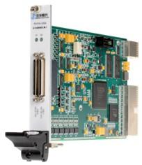 泛华恒兴发布基于PXI总线的18bit多功能数采卡