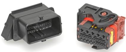 Molex推出28路大电流直角接头扩展CMC产品线