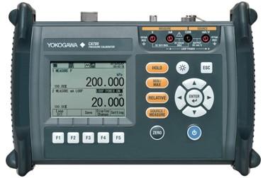 YOKOGAWA 发布高精度、高效率压力校准器CA700