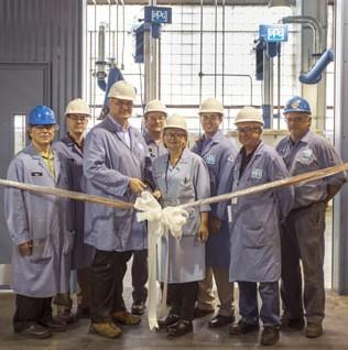 PPG工业宾州斯普林代尔工厂新业务投产