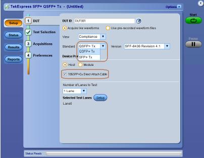 泰克推出首个针对QSFP+产品的一致性测试和调试解决方案