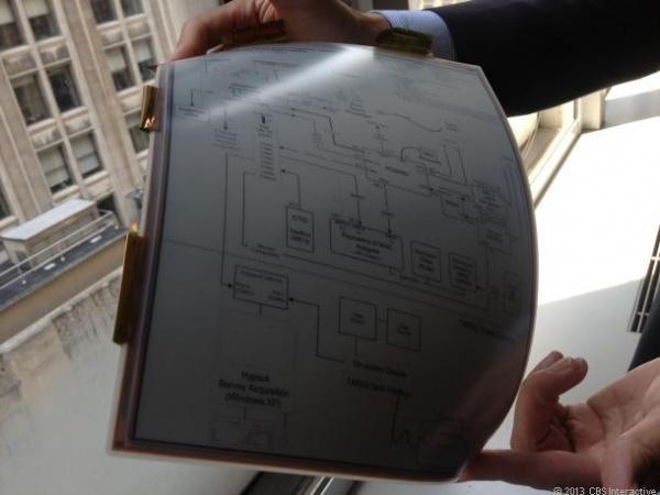 E INK透露电子墨水屏新技术 柔性屏Kindle将于2014年发布
