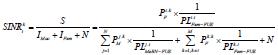 LTE中femtocell间的功率控制算法