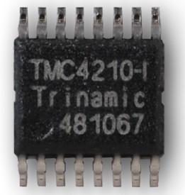 TRINAMIC推出全球最低成本的单轴运动控制芯片