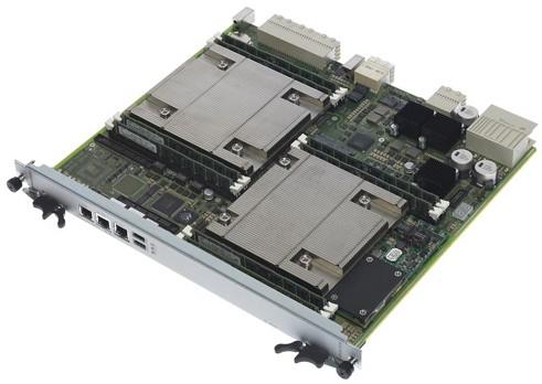艾默生推出升级版40G ATCA 服务器刀片系统