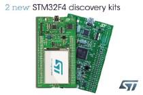 ST为STM32F4高性能嵌入式开发生态系统注入活力