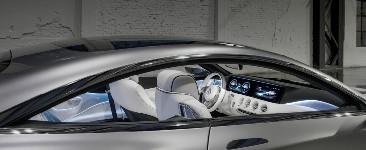 QNX CAR平台助力梅赛德斯奔驰全新概念车信息娱乐系统