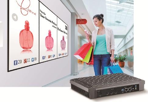智能化交互式数字电子广告牌 孵育零售业春燕