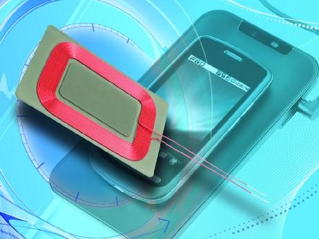 Vishay推出可用于7V充电电路的无线充电接收线圈