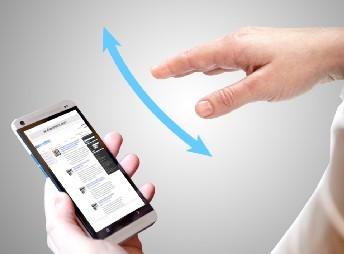 欧胜与Elliptic Labs携手将超低功耗非触摸手势控制变为现实