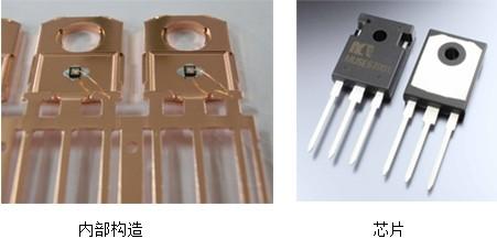 新日本无线新推出粗铜线丝焊类型的音频SiC-SBD