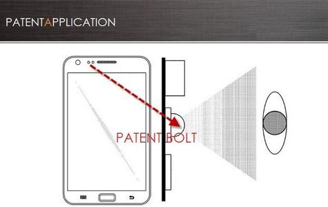 三星获虹膜扫描专利 Galaxy S5或配备