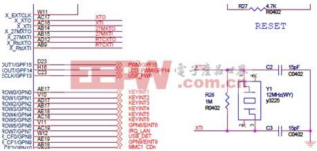 ARM11 s3c6410系列教程之一:时钟