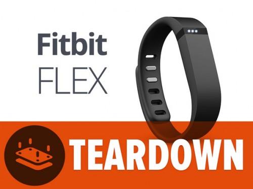 穿戴设备拆解篇之Fitbit Flex智能腕带