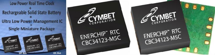 Cymbet推出超低功耗EnerChip RTC
