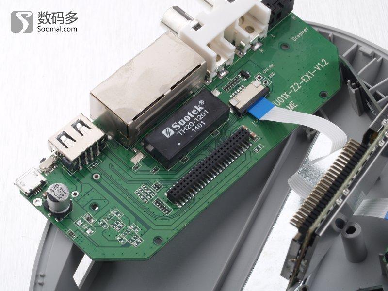 百度M-100无线音乐盒拆解图赏