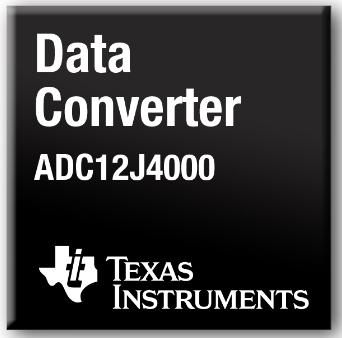 德州仪器推出速率高达 4 GSPS 的业界最快 12 位 ADC