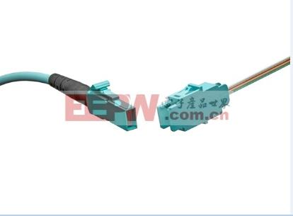 Molex技术支持MXC光纤接口