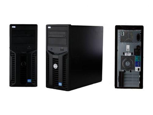 Dell T110ii服务器拆解