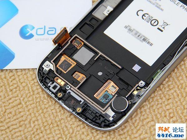 三星 盖世 i9300(galaxy s iii)手机拆机图解教程