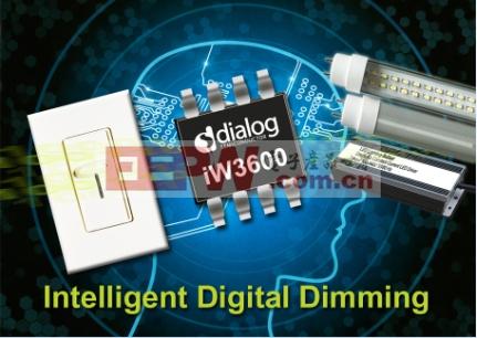 DIALOG驱动器可以解决大功率SSL灯泡的调光性能、发热和成本问题