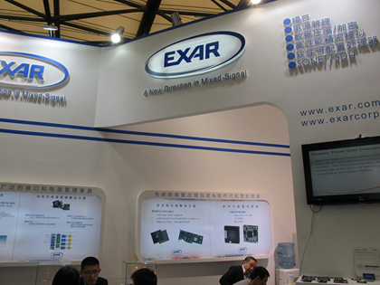 Exar:实力源于优秀基因
