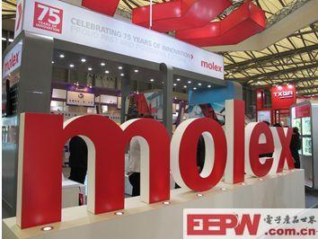 Molex:满足电子产品高速信号传输和小型化需求
