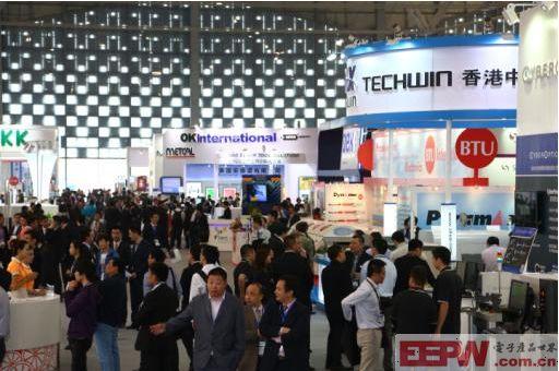 巨擘云集共见未来——NEPCON China2014展隆重开幕