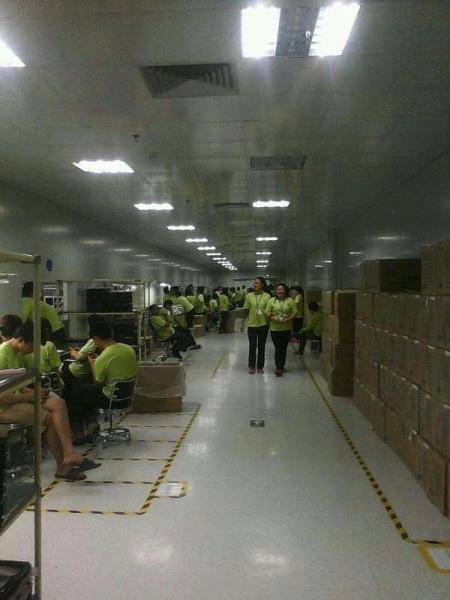 东莞三星中国代工厂爆发员工大罢工