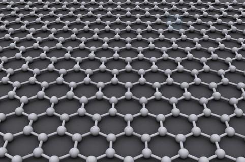 石墨烯原子结构   而此次三星宣布其在石墨烯显示