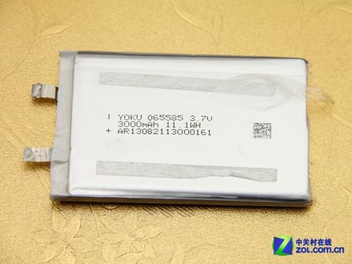 轻薄聚合物电芯 猫派MPJ30B产品评测