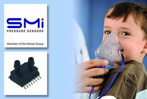 elmos和SMI公司为呼吸市场推出低压传感器芯片