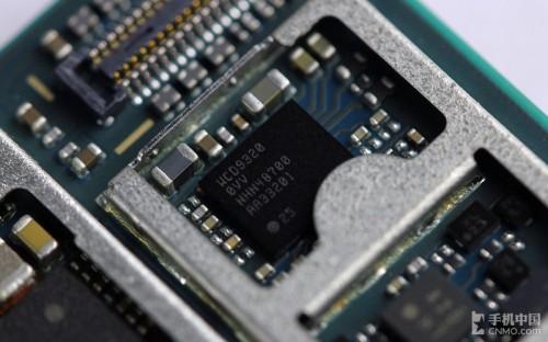 7619多频段功率放大器芯片-Xperia Z2移动版拆解