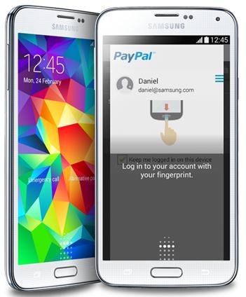 三星Galaxy S5 Synaptics Natural ID™ ClearPad®(采用3D触控™技术)评测人员指南