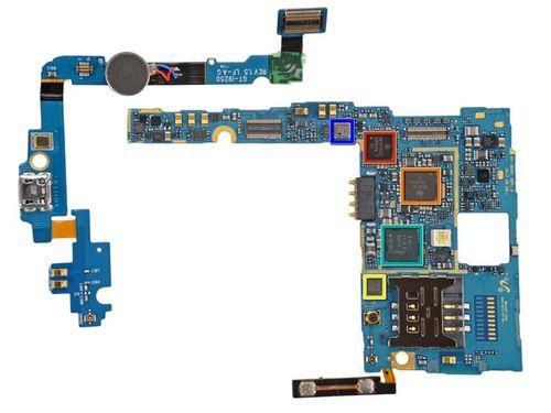 Galaxy Nexus拆解