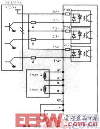 自动顺序控制电路的io接线图