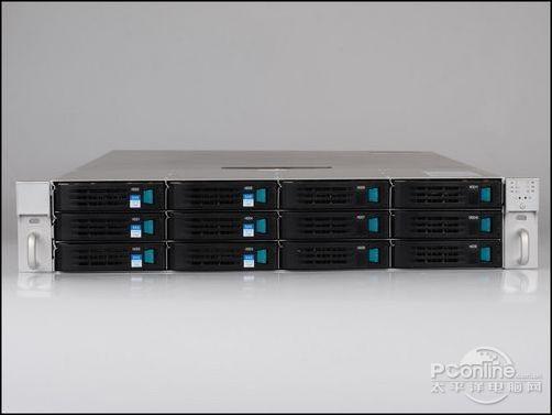 海量存储 宝德PR2012NS存储服务器拆解
