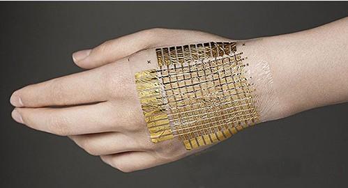 新型可穿戴柔性仿生触觉传感器面世