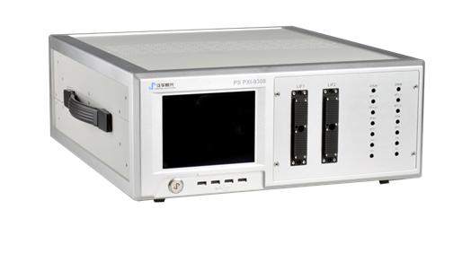 泛华恒兴推出带液晶显示屏的8槽PXI机箱