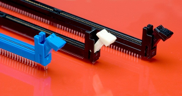 Molex更新DDR4 DIMM插座
