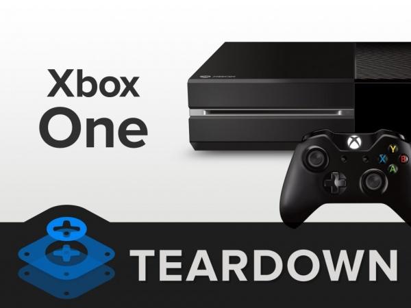 微軟Xbox One拆解:模塊化設計易修復