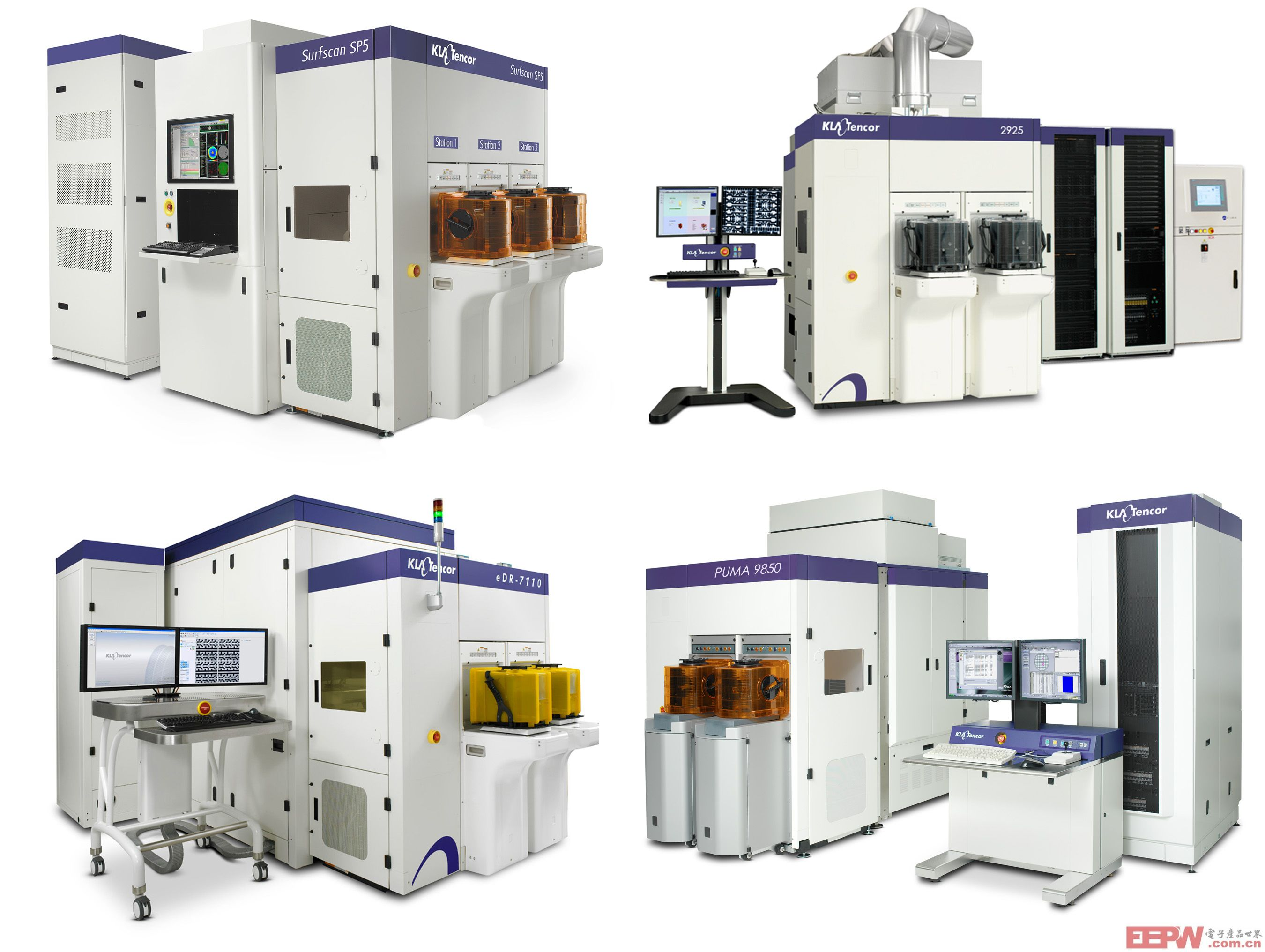 KLA-Tencor 为领先的集成电路技术推出检测与检查系列产品
