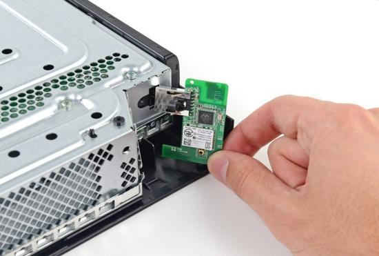 Xbox 360E拆机图片